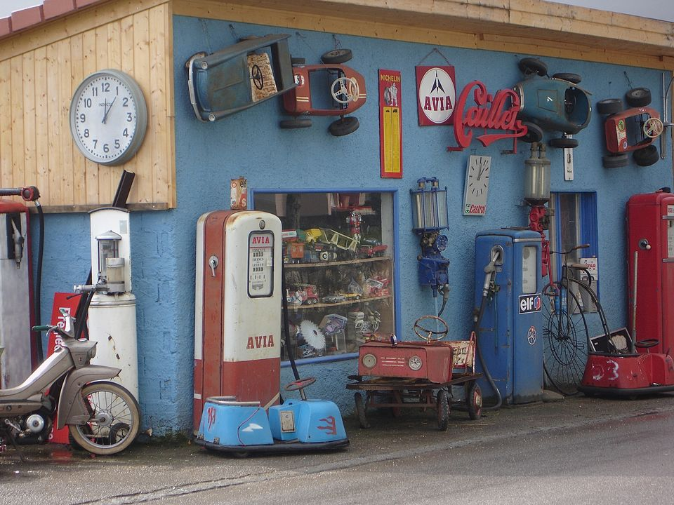 Un rêve de garage. [RTS]