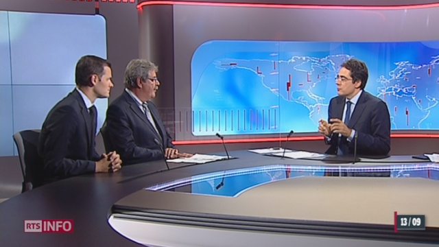 Affaire de l'éducatrice: entretien avec Pierre-François Unger et Pierre Maudet, Conseillers d'Etat (GE) (2/2) [RTS]