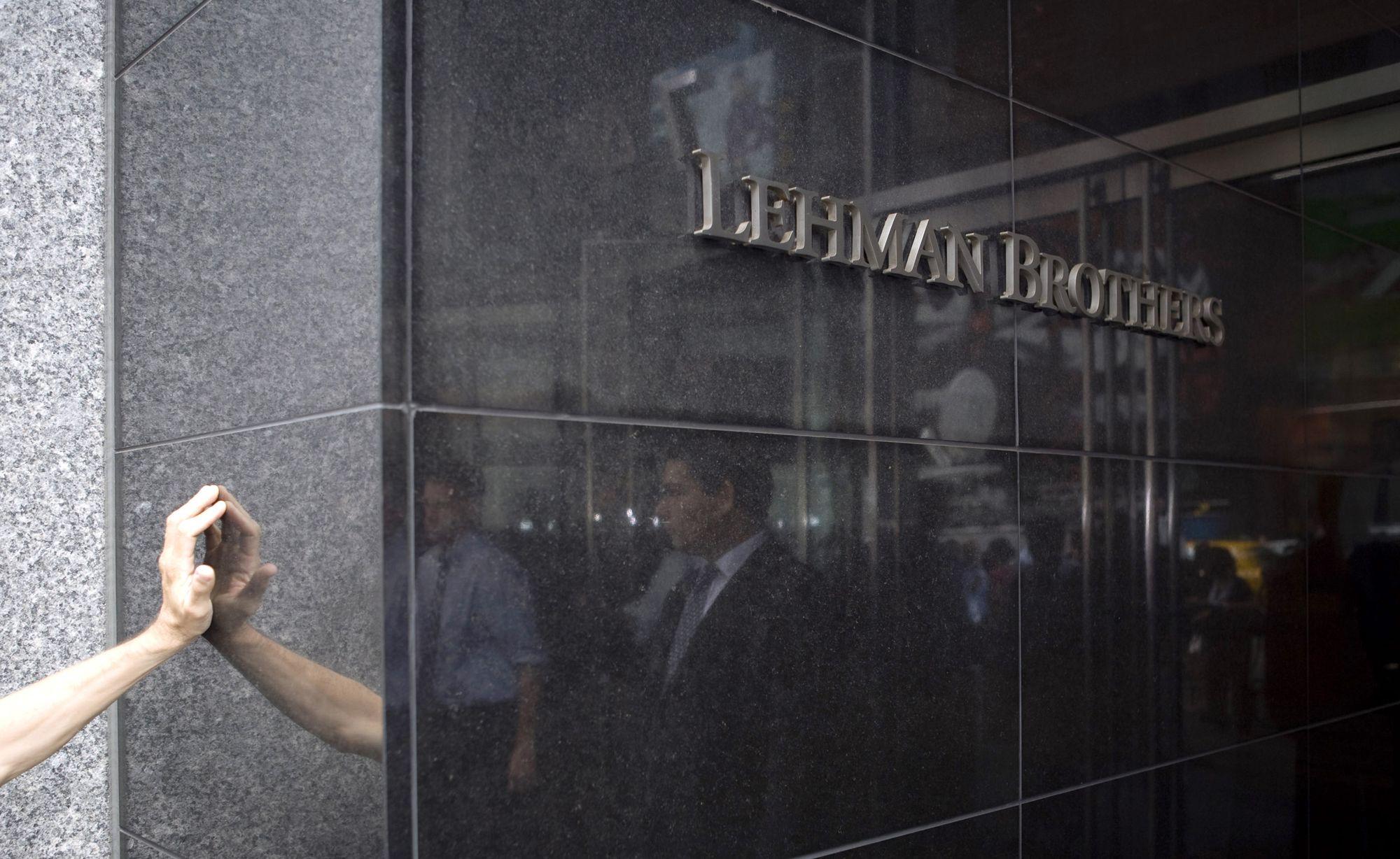 Il y a cinq ans, la faillite de Lehman Brothers provoquait ...