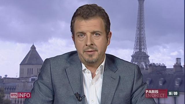 Syrie / projet de résolution français, anglais et américain: les explications de Michel Beuret [RTS]