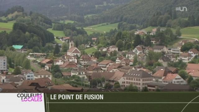 Le projet de fusion de communes du Jura bernois passe en votation populaire [RTS]