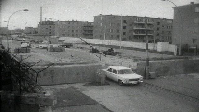 Le mur de Berlin [RTS]