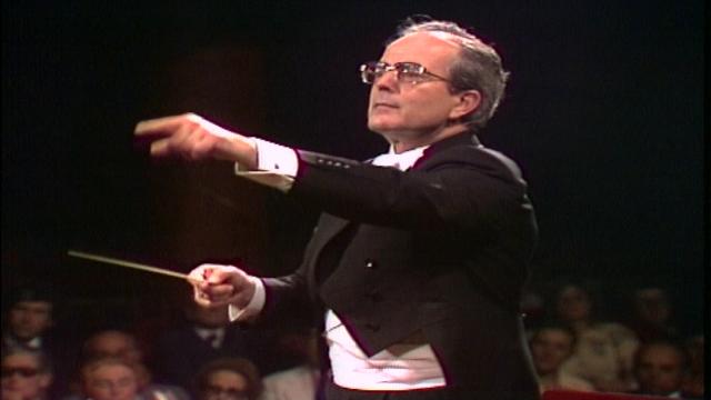 Wolfgang Sawallisch, Symphonie n°3 de Johannes Brahms, Victoria Hall de Genève, 19.09.1979 [RTS]
