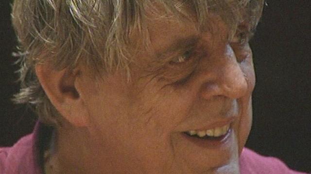Le chef d'orchestre Armin Jordan en 1974. [RTS]