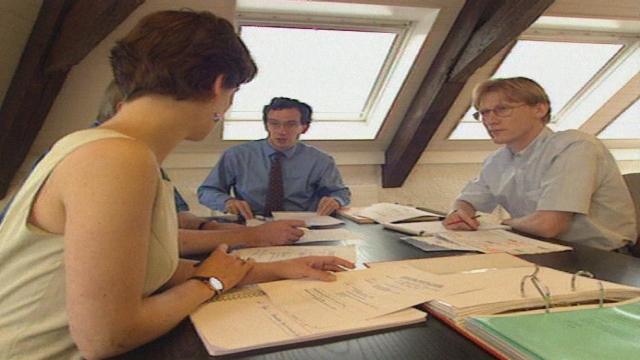 Fabio Luisi, être à la tête de l'OSR, c'est aussi planifier et diriger. [RTS]