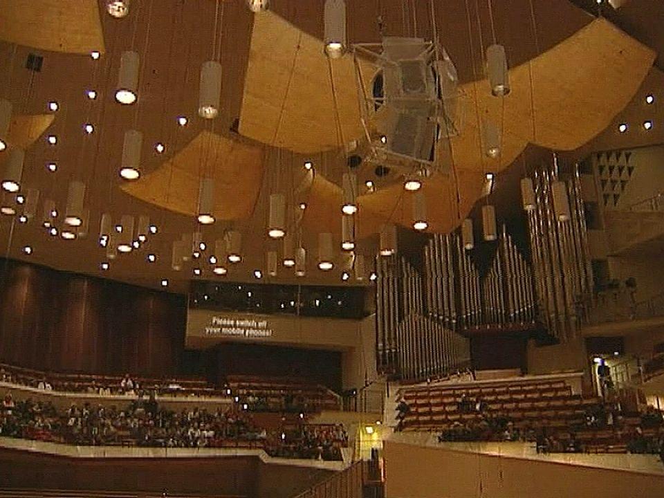 L'OSR à la Philharmonie de Berlin. [RTS]