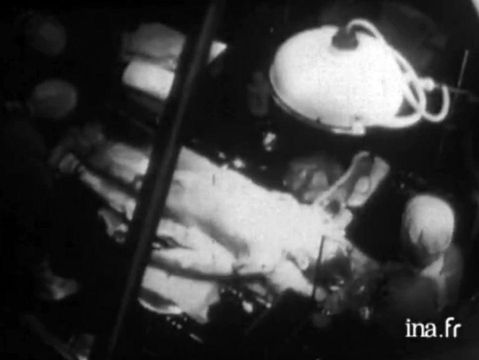 """""""Redonner la vie"""" - Face à l'événement - 24 septembre 1969. [INA]"""