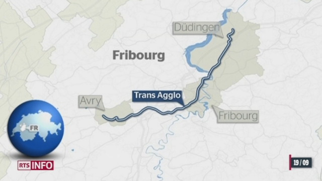 FR: la Trans Agglo devrait être opérationnelle d'ici 5 ans [RTS]
