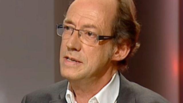 Louis Ruffieux. [RTS]