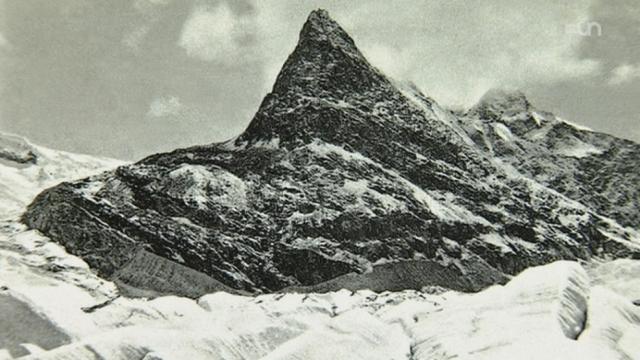 La fonte des glaciers [RTS]