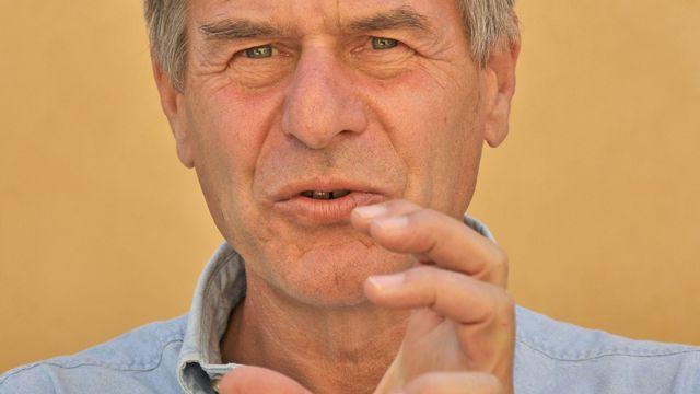 Charles Wyplosz, économiste et professeur à l'IHEID à Genève.