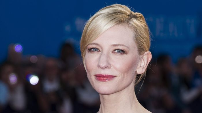 L actrice Cate Blanchett serait