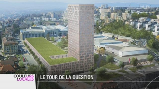 Les opposants la tour taoua jugent le projet inutile et for Tour de chavannes