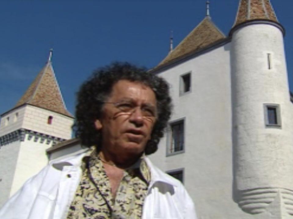 José Barrensé-Dias, étranger en Suisse. [RTS]