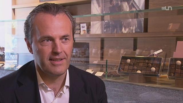 Interview de Patrick König, dir. Max Chocolatier - Outre-Zapping - TV - Play RTS - Radio Télévision Suisse - 640