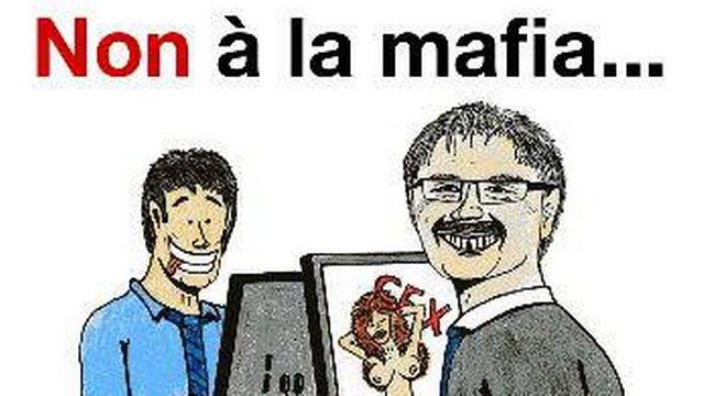 L'affiche de l'UDC du Jura bernois pour un non le 24 novembre.