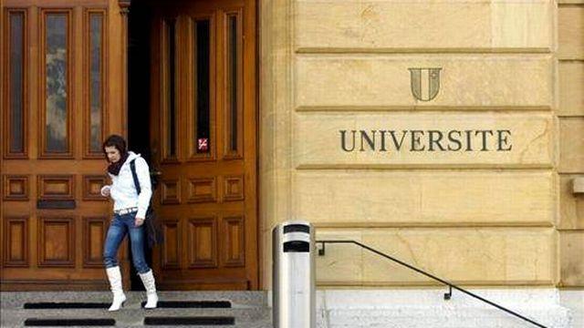 L'Université de Neuchâtel espère un retour à la normale après la crise qui a secoué la faculté des sciences économiques.