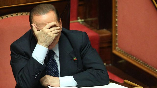 Silvio Berlusconi. [Alessandro di Meo - EPA/Keystone]