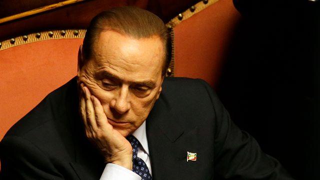 Silvio Berlusconi. [Gregorio Borgia - AP/Keystone]