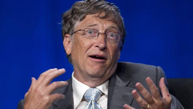 Bille Gates pourrait être évincé de Microsoft, une société qu'il a fondée il y a près de 40 ans. [AP Photo/Carolyn Kaster - Keystone]