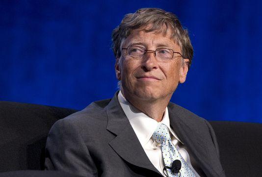 Le président et fondateur de Microsoft, Bill Gates, a regagné le 16 mai le titre d'homme le plus riche du monde. [Carolyn Kaster - AP/Keystone]
