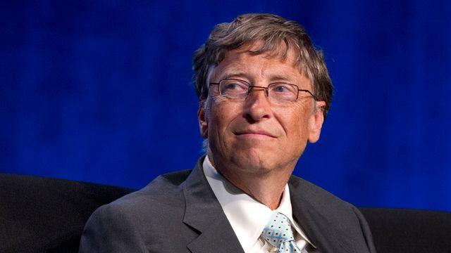 Le président et fondateur de Microsoft, Bill Gates. [Carolyn Kaster - AP/Keystone]