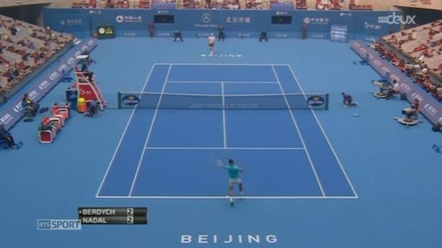 Tennis: Nadal va retrouver sa place de numéro 1 mondial [RTS]