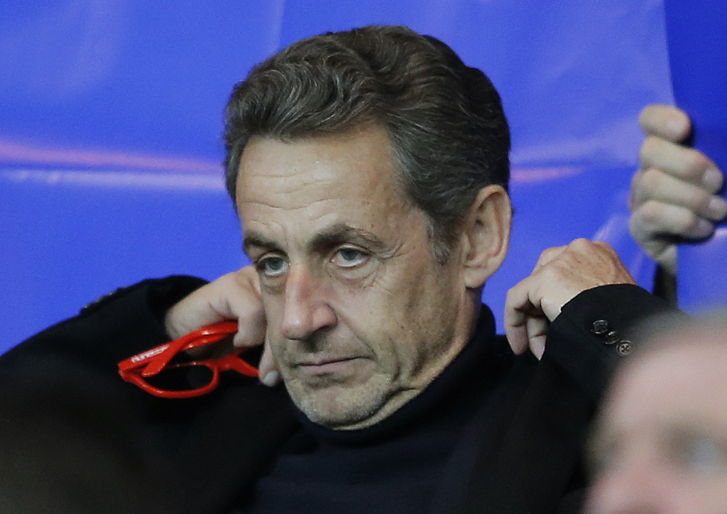 Nicolas Sarkozy blanchit dans l'affaire Bettecourt.