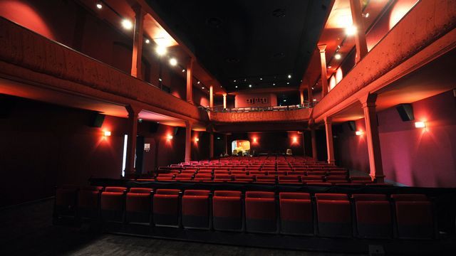 L'Eden avait accueilli en mars 1899 une projection publique des premiers films des frères Lumière. [ANNE-CHRISTINE POUJOULAT - AFP]