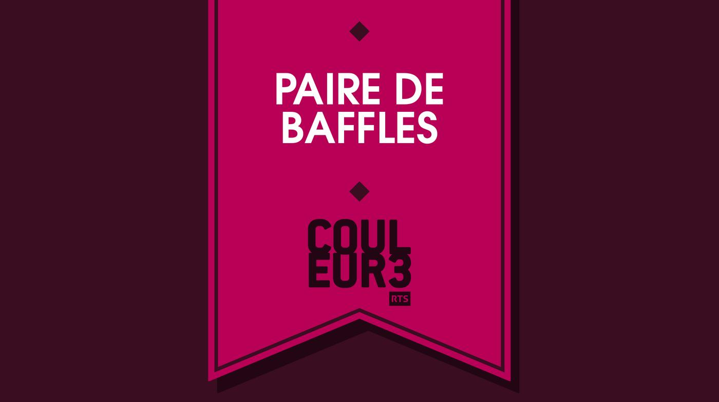 Paire de baffles - RTS