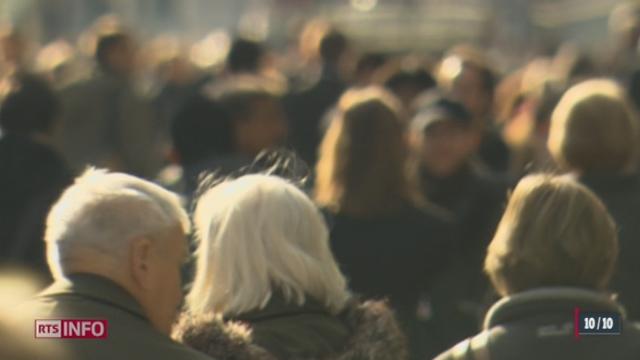 41% des Suisses sont en surpoids selon une étude menée par l'office fédéral de la santé publique [RTS]