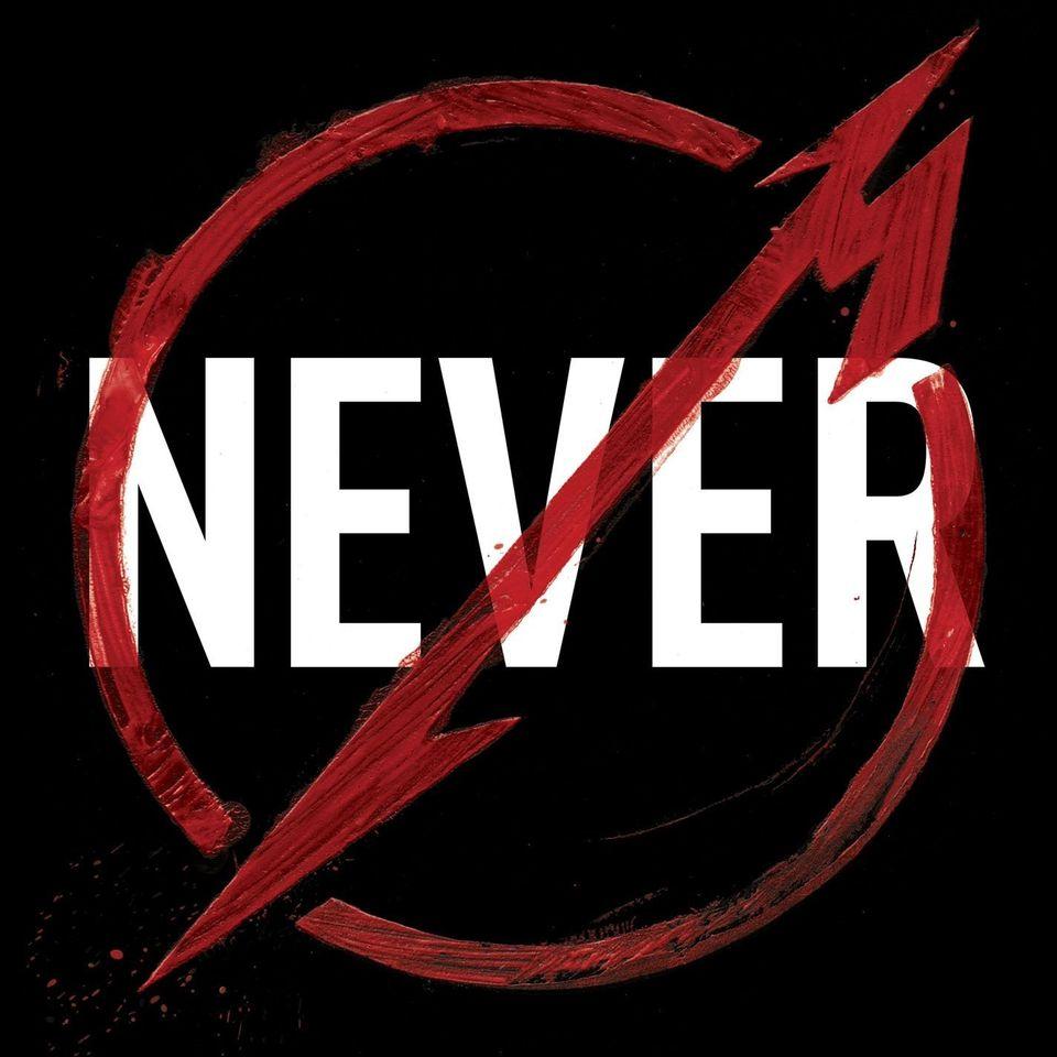 "La pochette de ""Through the Never"" de Metallica. [Blackened Recordings]"