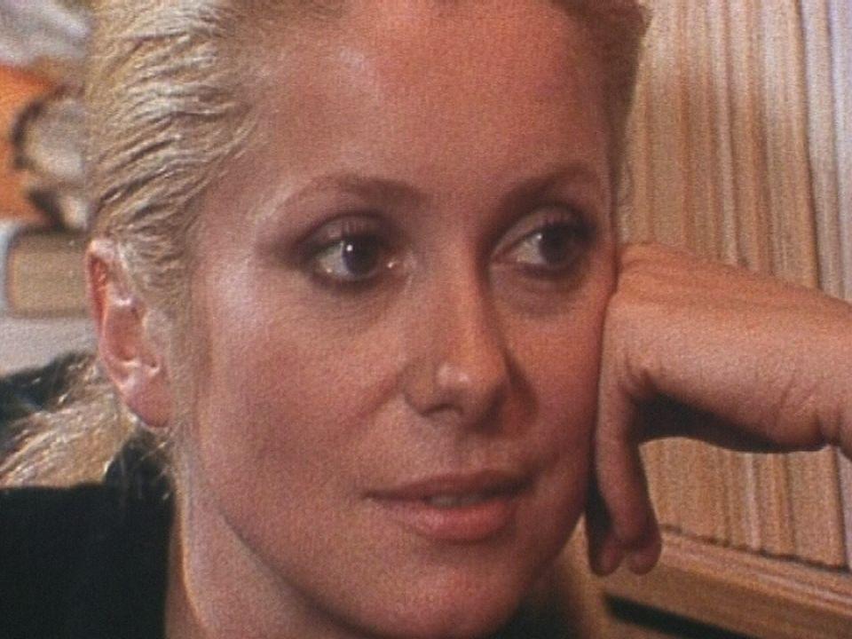 Catherine Deneuve en 1980. [RTS]