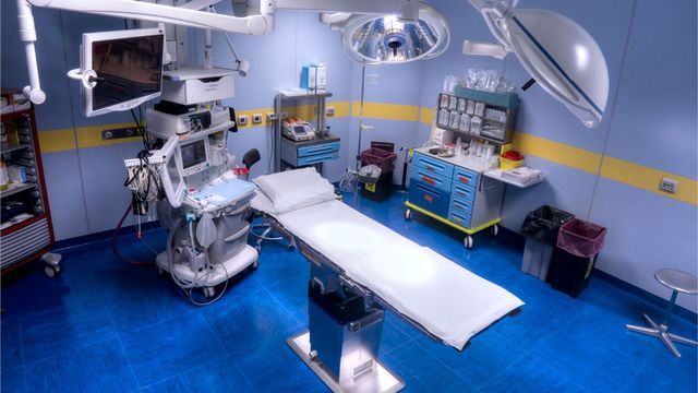 Une salle d'opération. Starman963 Fotolia [Starman963 - Fotolia]