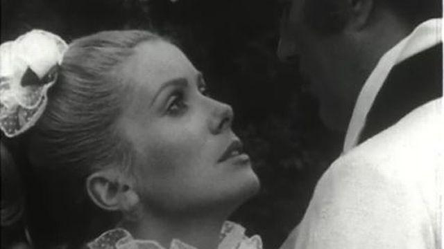 Catherine Deneuve en 1968. [RTS]