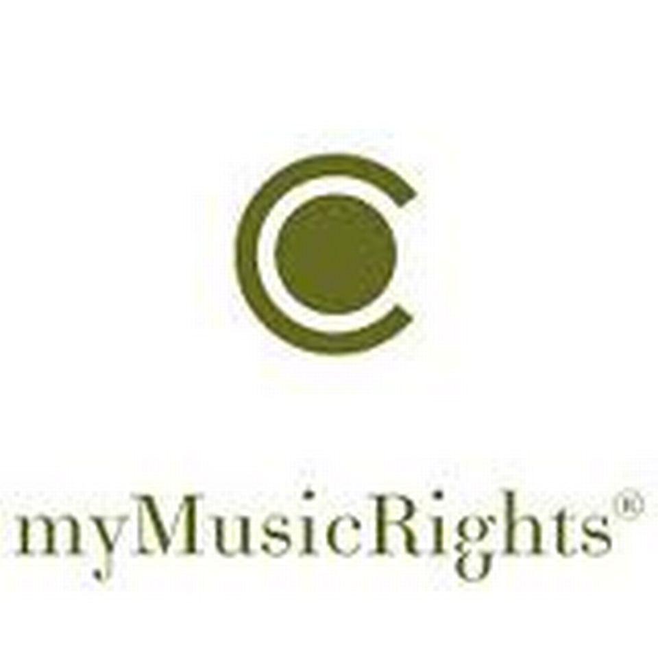 Logo de myMusicRights.