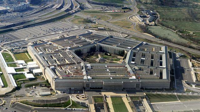 L'ombre d'Iron Man plane sur le Pentagone. STAFF AFP [STAFF - AFP]