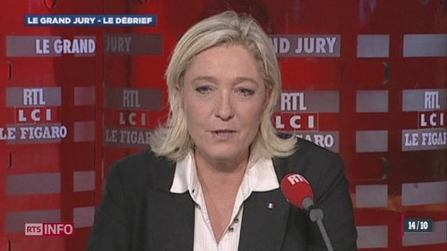 Montée du Front National- Le parti sera incontournable lors des prochaines municipales [RTS]