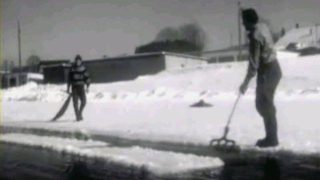 Récolte de la glace [RTS]