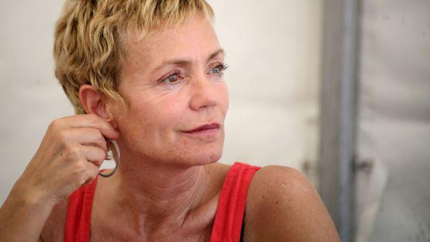"""Pia Petersen et Marseille, """"Je t'aime moi non plus"""""""