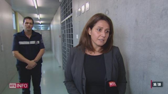 VS- Immersion dans le monde carcéral de la prison des Iles à Sion [RTS]