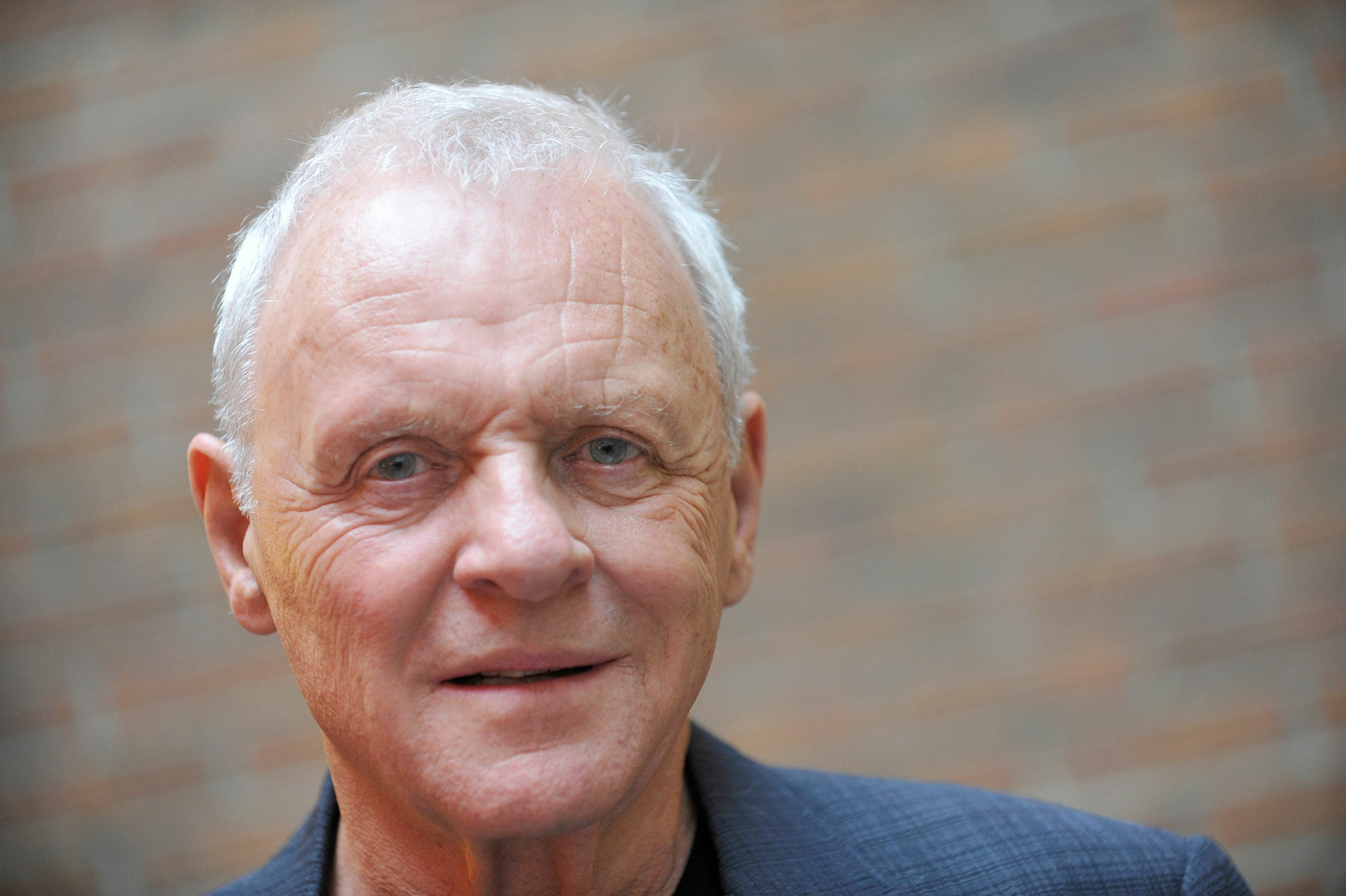 L'acteur Anthony Hopkins.