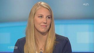 Les bînomes dans le sport: Anne-Sophie Thilo (voile) apporte son témoignage [RTS]