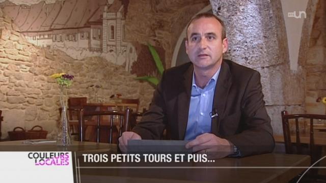 JU: la mairie de Porrentruy reviendra à Thomas Schaffter ou à Pierre-Arnauld Fueg ce dimanche [RTS]