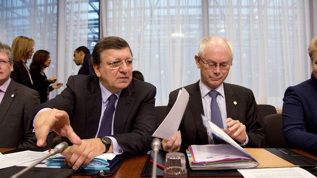 Le sommet du Conseil de l'Europe a débuté à Bruxelles. [Virginia Mayo - AP/Keystone]