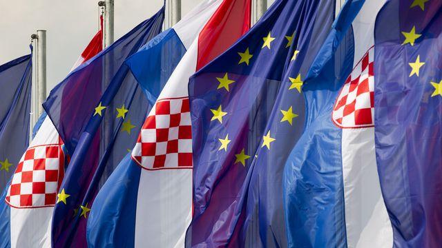 L'extension de la libre circulation à la Croatie sera le grand sujet de l'assemblée du PS. [Darko Bandic - Keystone]