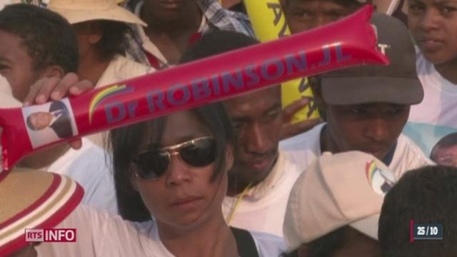 Madagascar: les citoyens sont appelés à élire leur président [RTS]