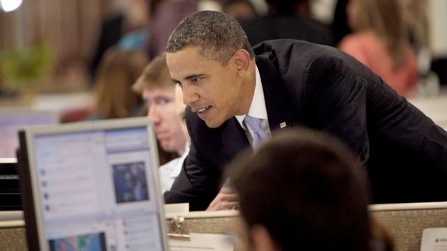Obamatwitt7 [AP Photo/Pablo Martinez Monsivais - Keystone]