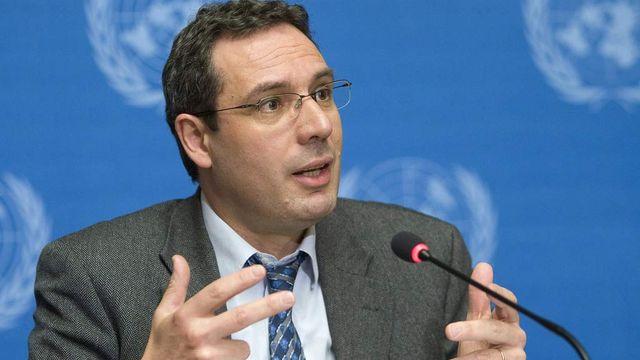 Raymond Torres, directeur de l'Institut international d'études sociales de l'Organisation internationale du travail (OIT) à Genève. [Salvatore Di Nolfi - Keystone]