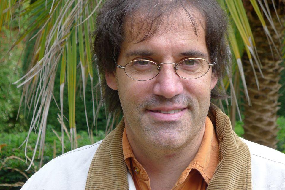 Blaise Mulhauser, codirecteur du jardin. [RTS]